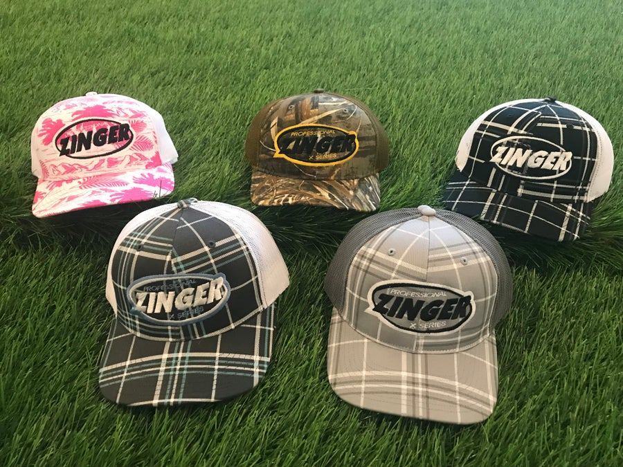 Image of Zinger Snapback Hats - Specialty