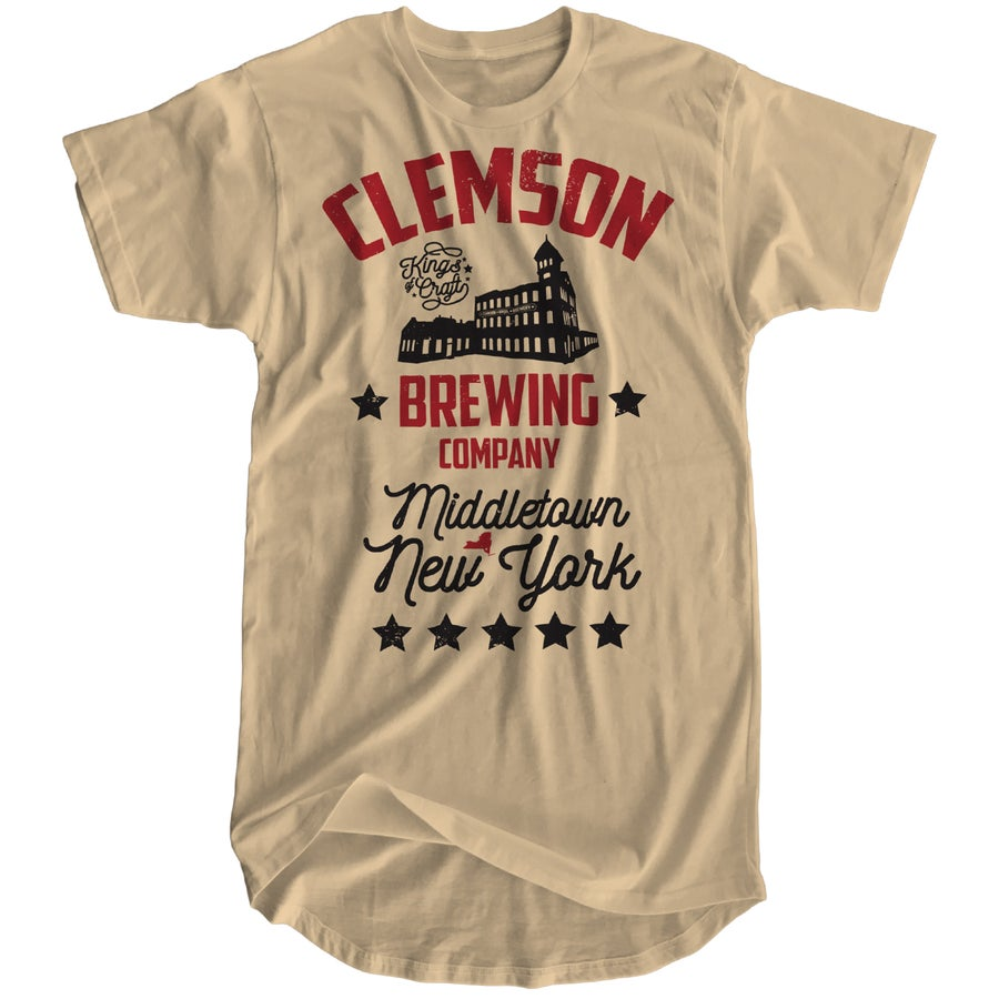 Image of Clemson Bros. Middletown Tee