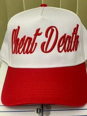 Image of Cheat Death Snapback