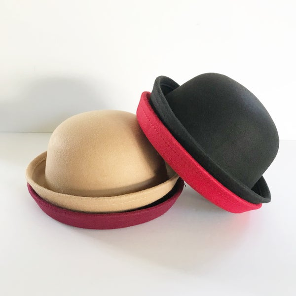 Image of Holiday bowler hats
