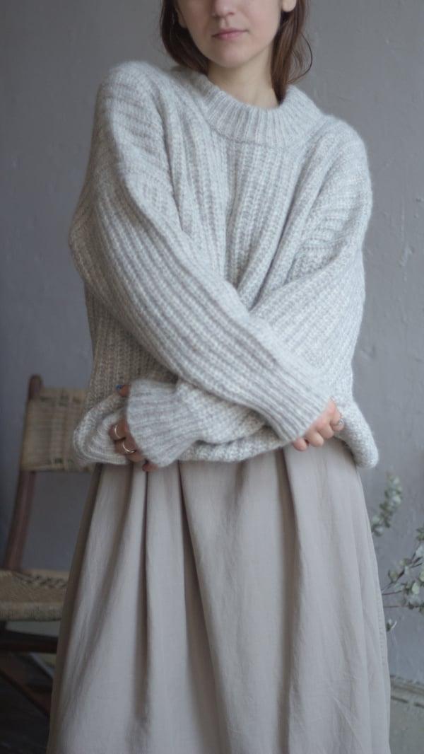 Image of Lauren Manoogian Fisherman Sweater
