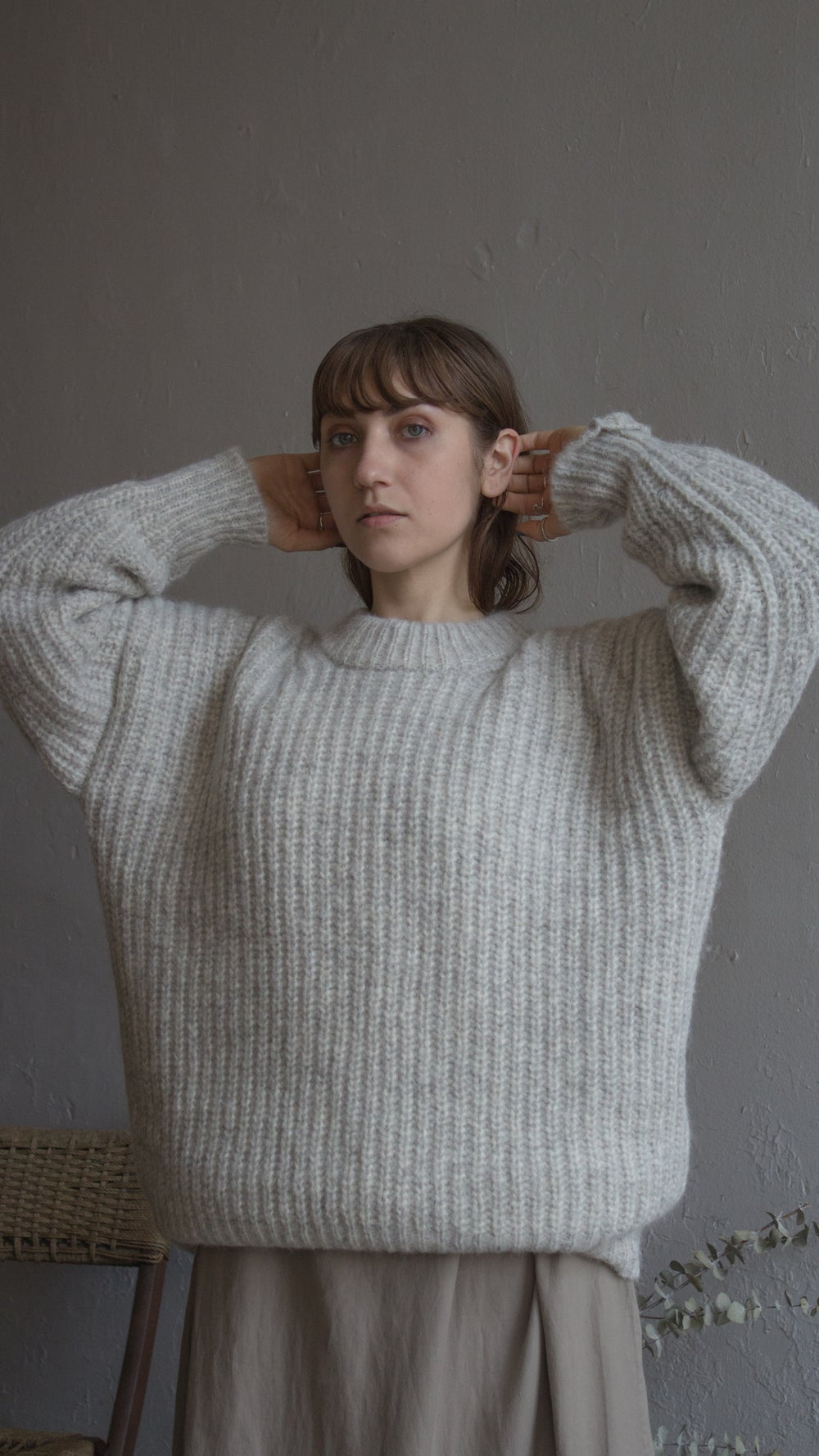 Image of Lauren Manoogian Fisherman Sweater