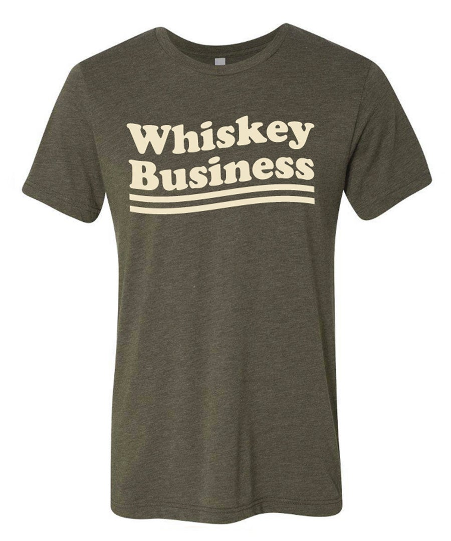 Image of WHISKEY BUSINESS