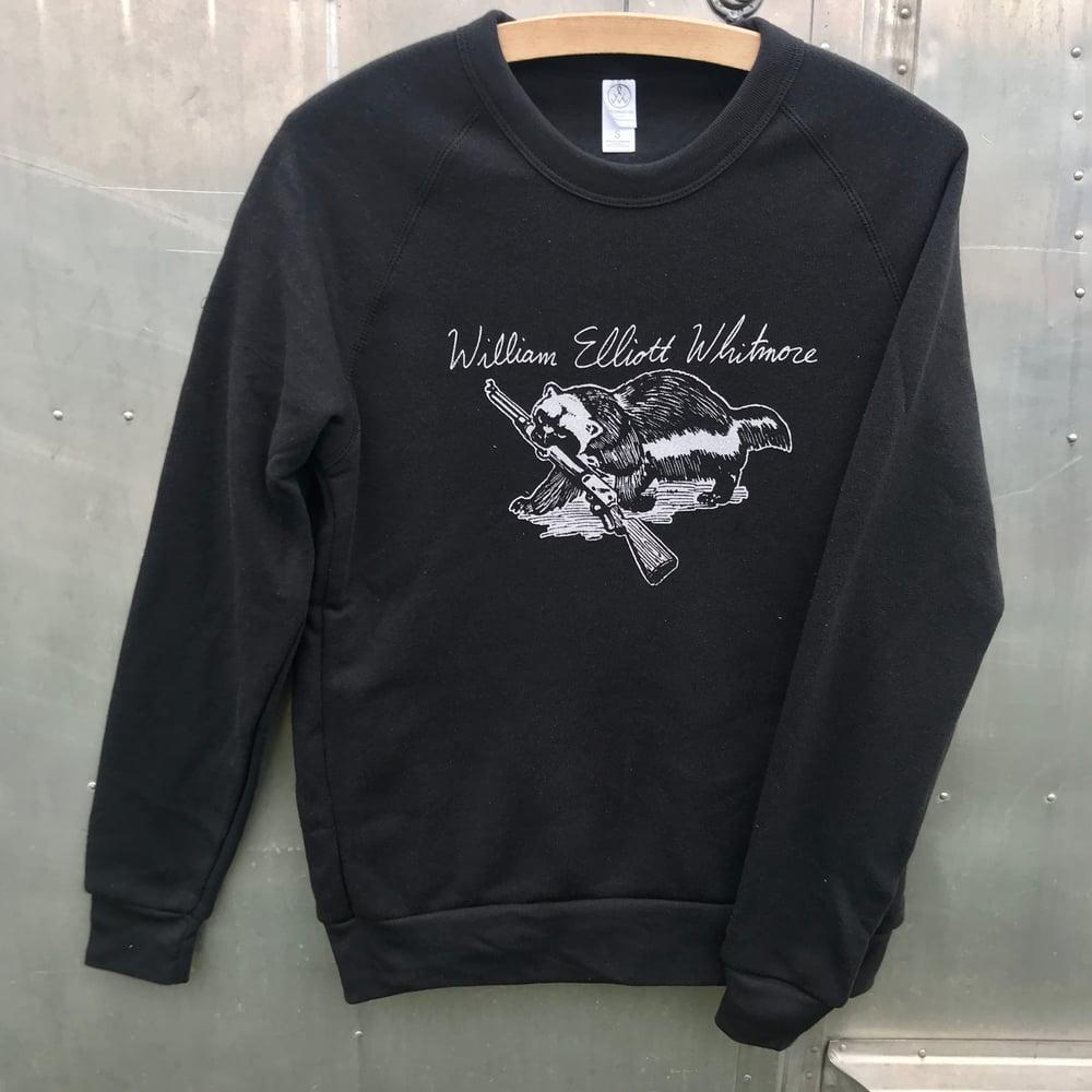 Image of (Unisex) Badger Crewneck Sweatshirt