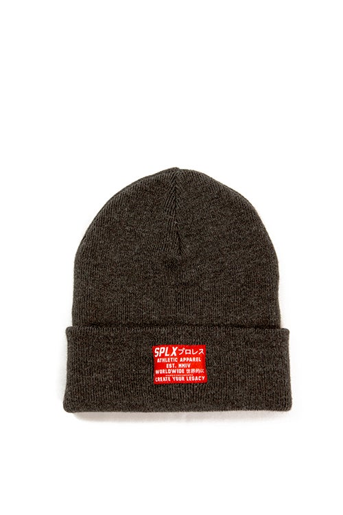 Image of SPLX Charcoal Beanie
