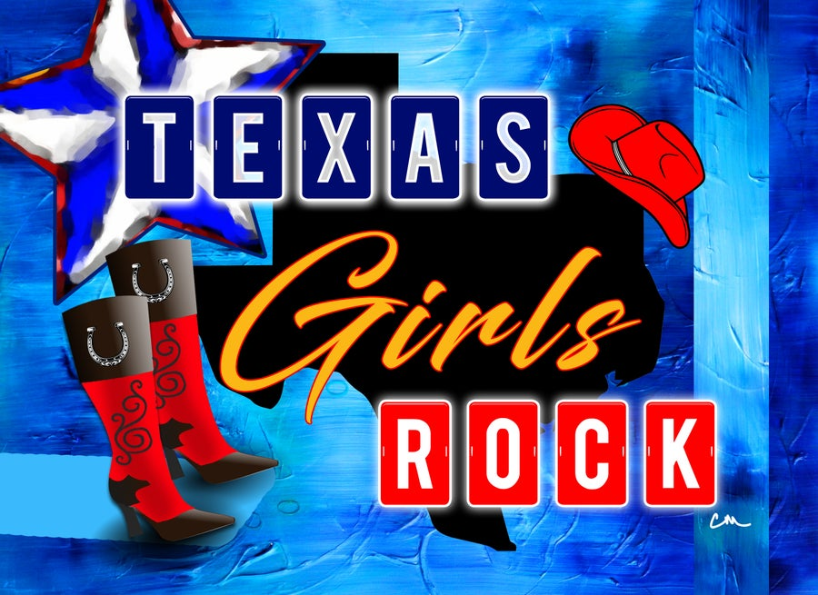 Image of Texas Girls Rock