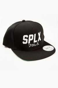 Image of SPLX Glow In The Dark SnapBack