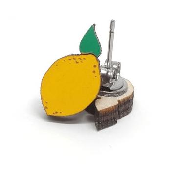 Image of Lemon Earrings