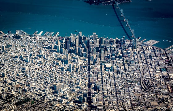 Image of Above San Francisco