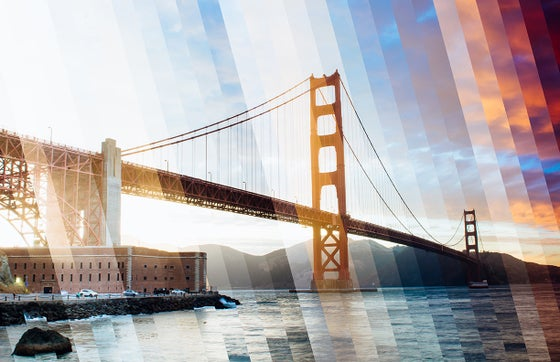 Image of Golden Gate in 32 photos