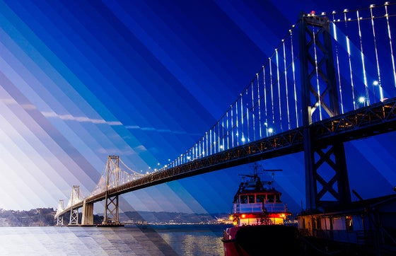 Image of Bay Bridge in 46 photos