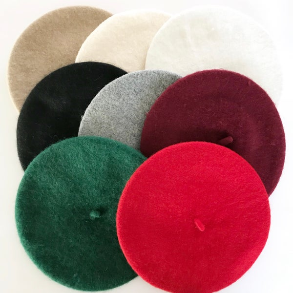 Image of Winter berets