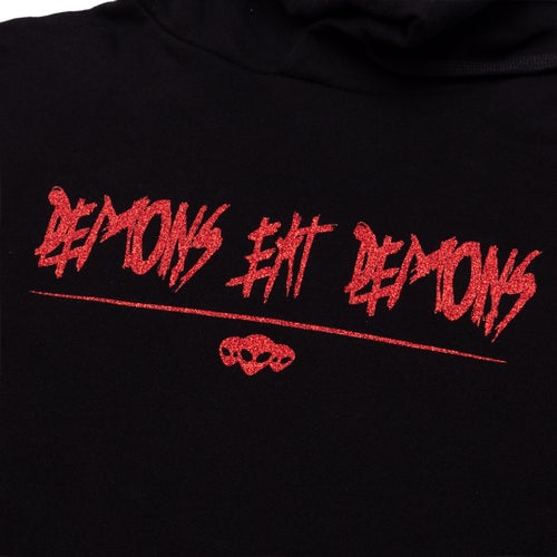 "Image of Sudadera ""DEMONS EAT DEMONS"""