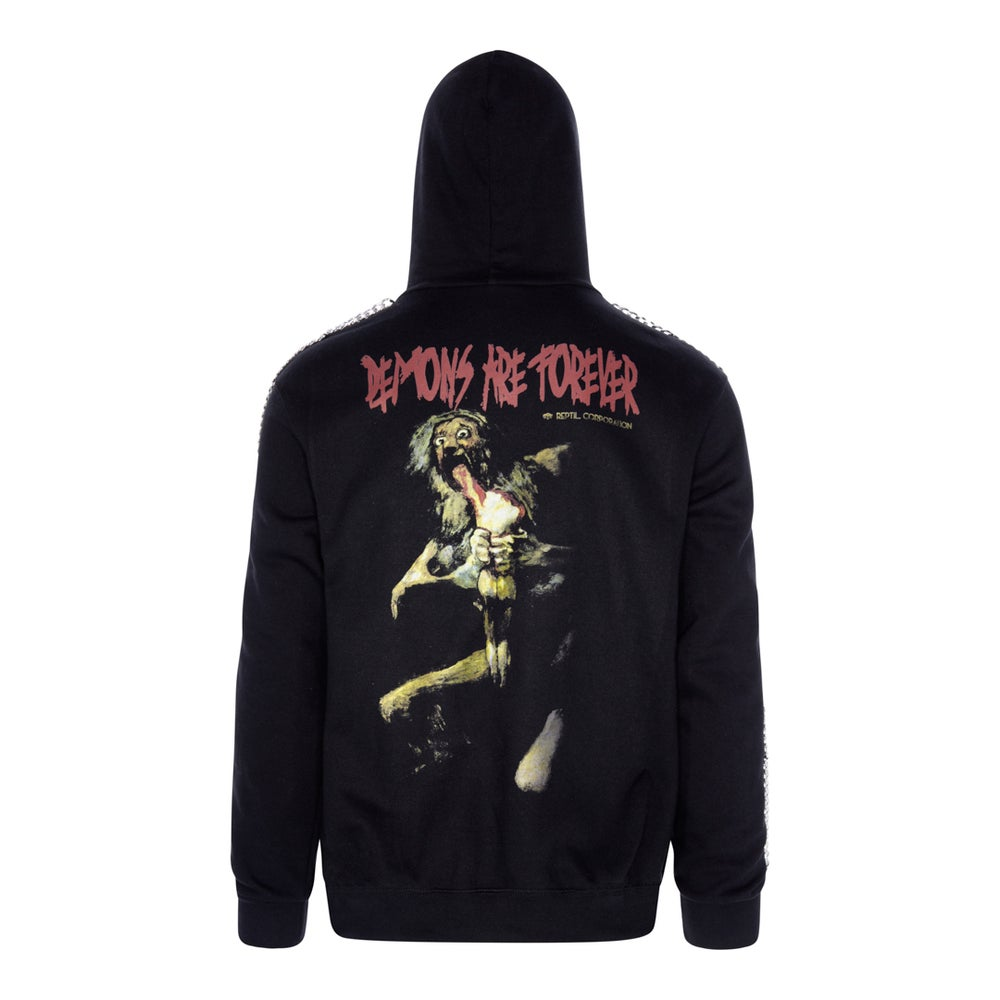 """Image of Sudadera """"DEMONS ARE FOREVER"""""""