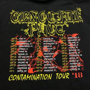 Image of Contamination Tour '18 Tee