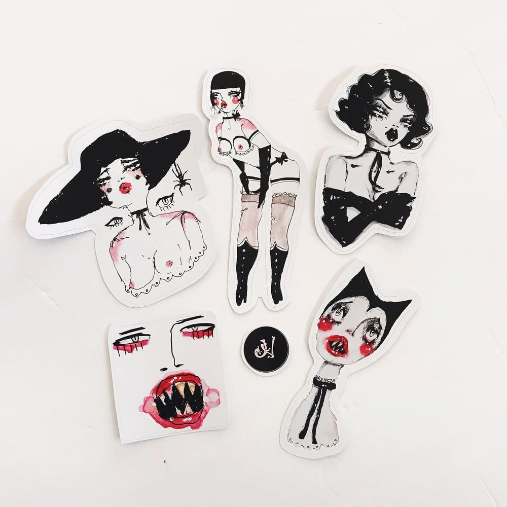 Image of Sticker box set #1