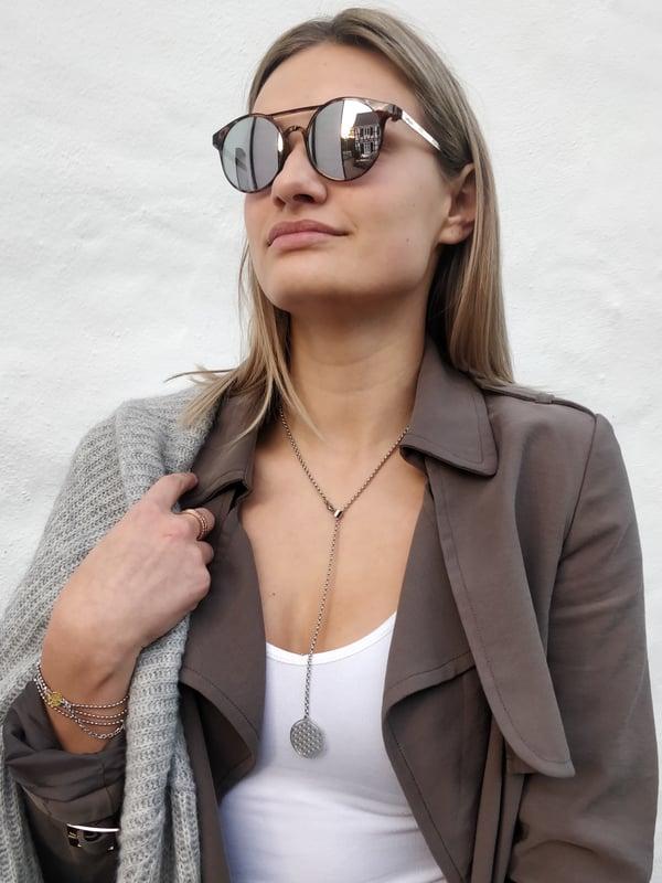 Image of Y-Kette BLUME DES LEBENS