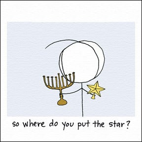 Image of so where do you put the star?