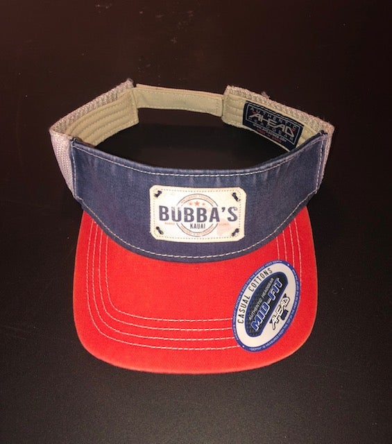 Image of Red, White & Blue Visor
