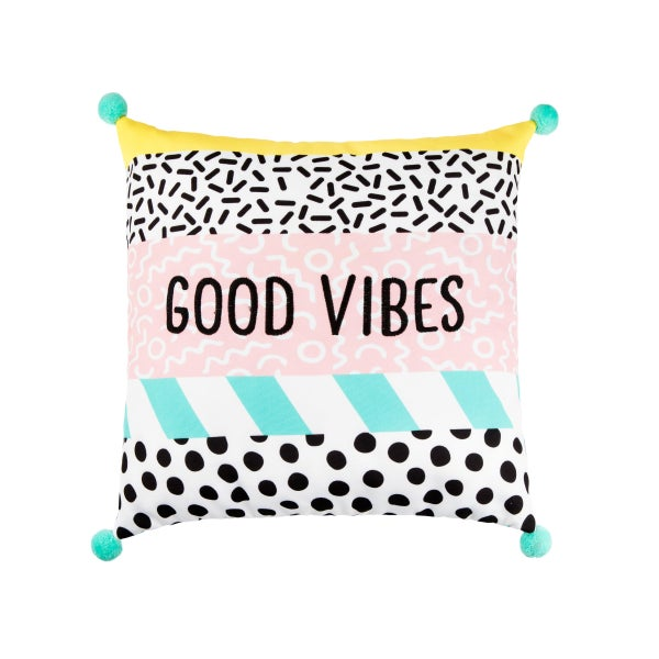 Image of Good vibes cushion