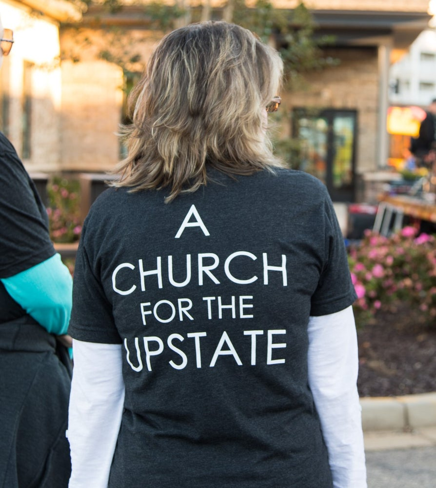 Image of A Church for the Upstate TShirt