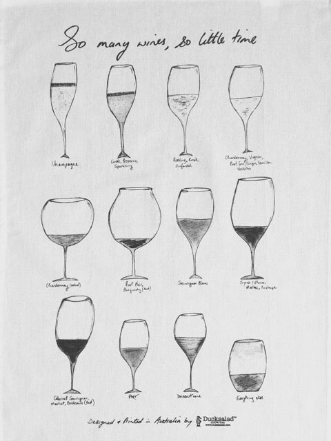 Image of So Many Wines So Little Time