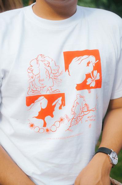 Image of Plasma Dolphin x Eryn Lou T-Shirt