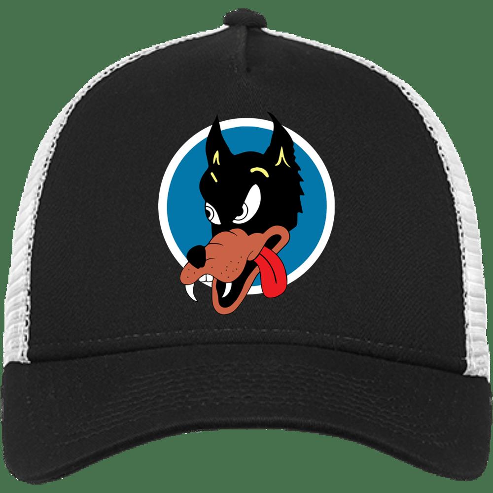 Image of Wolf Snapback Trucker Cap!