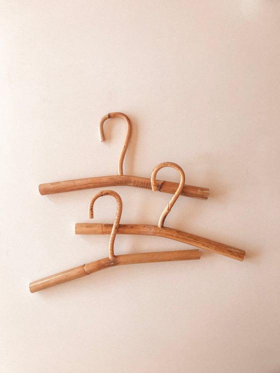 Image of Kids Zion Bamboo Hanger Set