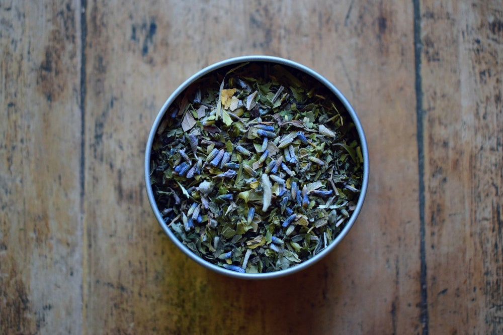 Image of Green Healer | an herbal blend to relax the mind, body, & breath