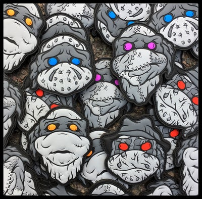 Image of TMNKiller Gray scale patch set