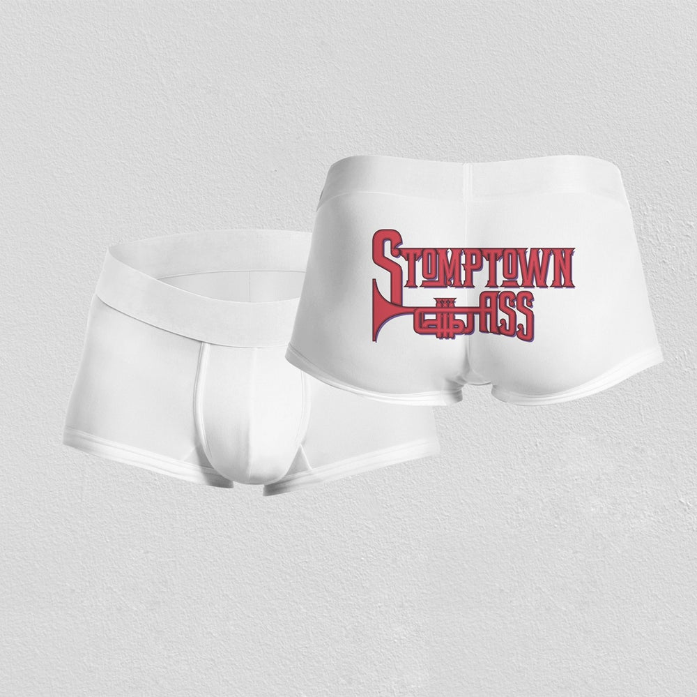 Image of STOMPTOWN ASS BOXERS