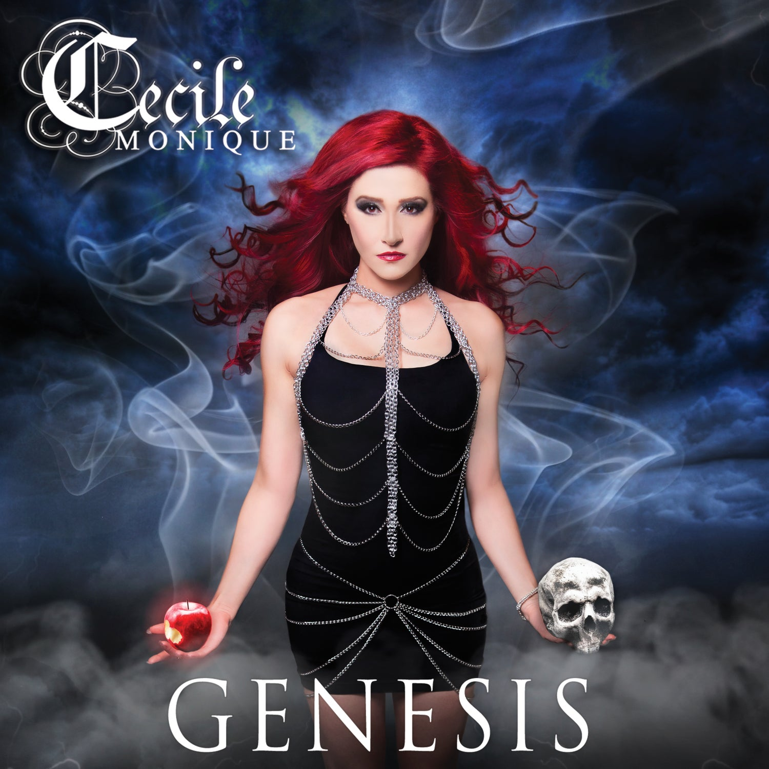 Image of Cecile Monique - GENESIS - CD