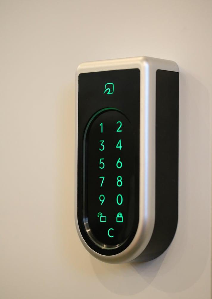 Image of NinjaLock Keypad