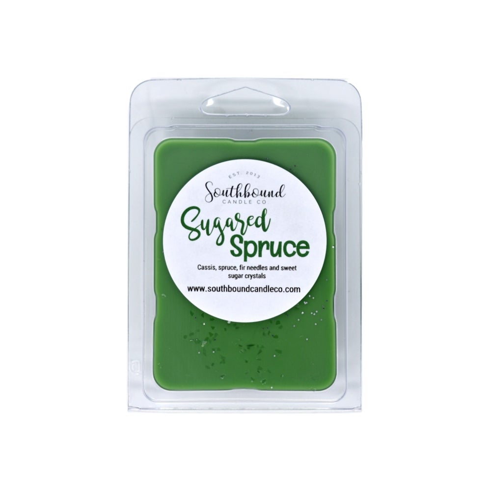 Image of Sugared Spruce Wax Melts