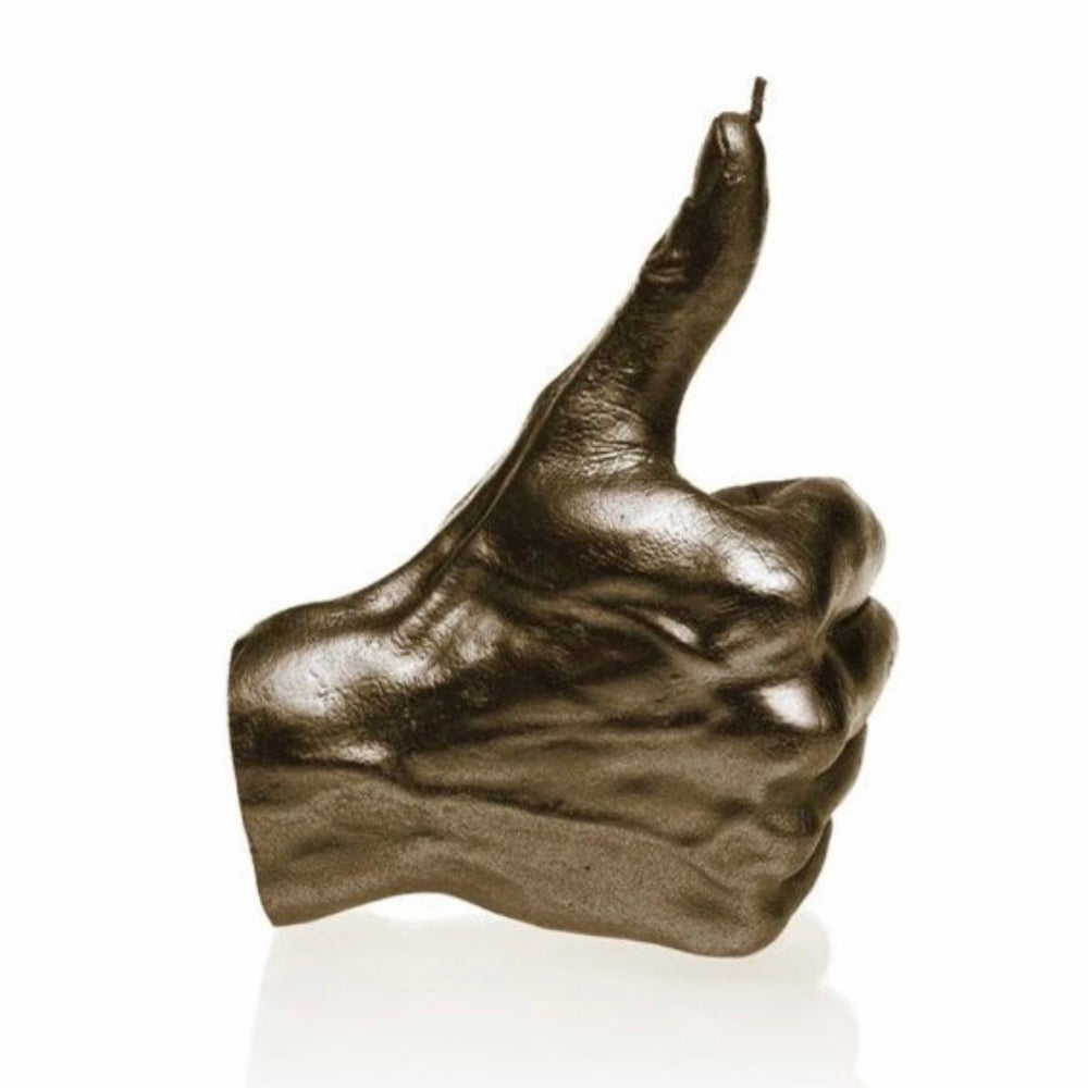 Image of Thumbs up candle