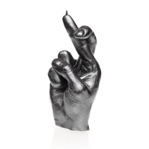 Image of Fingers crossed candle