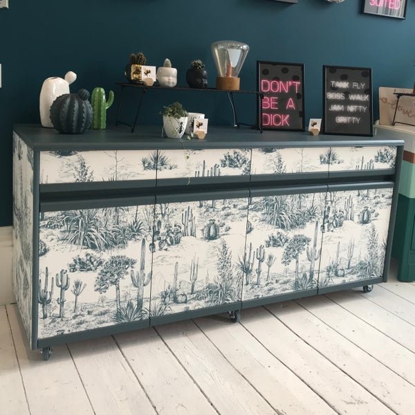 Image of Upcycled Gplan sideboard