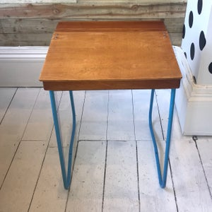 Image of Upcycled retro child's desk