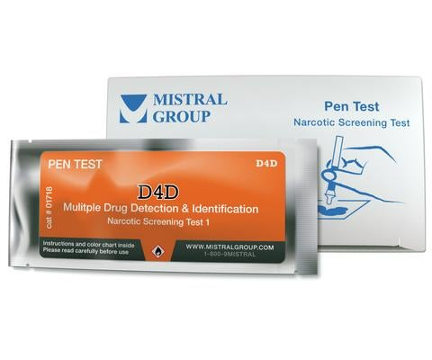 Image of D4D Pen Drug Test Kit
