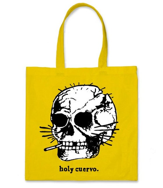 Image of TOTE BAG HOLY CUERVO