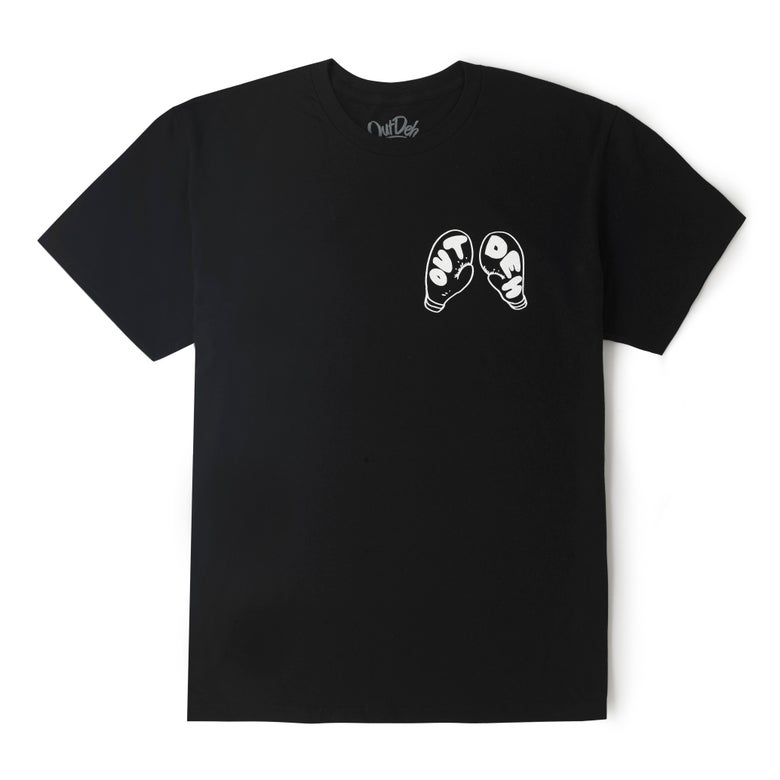 Image of Out Deh Boxing Edition T-Shirt (Black)