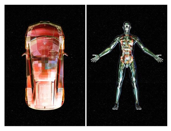 Image of The War Inside - Car Man