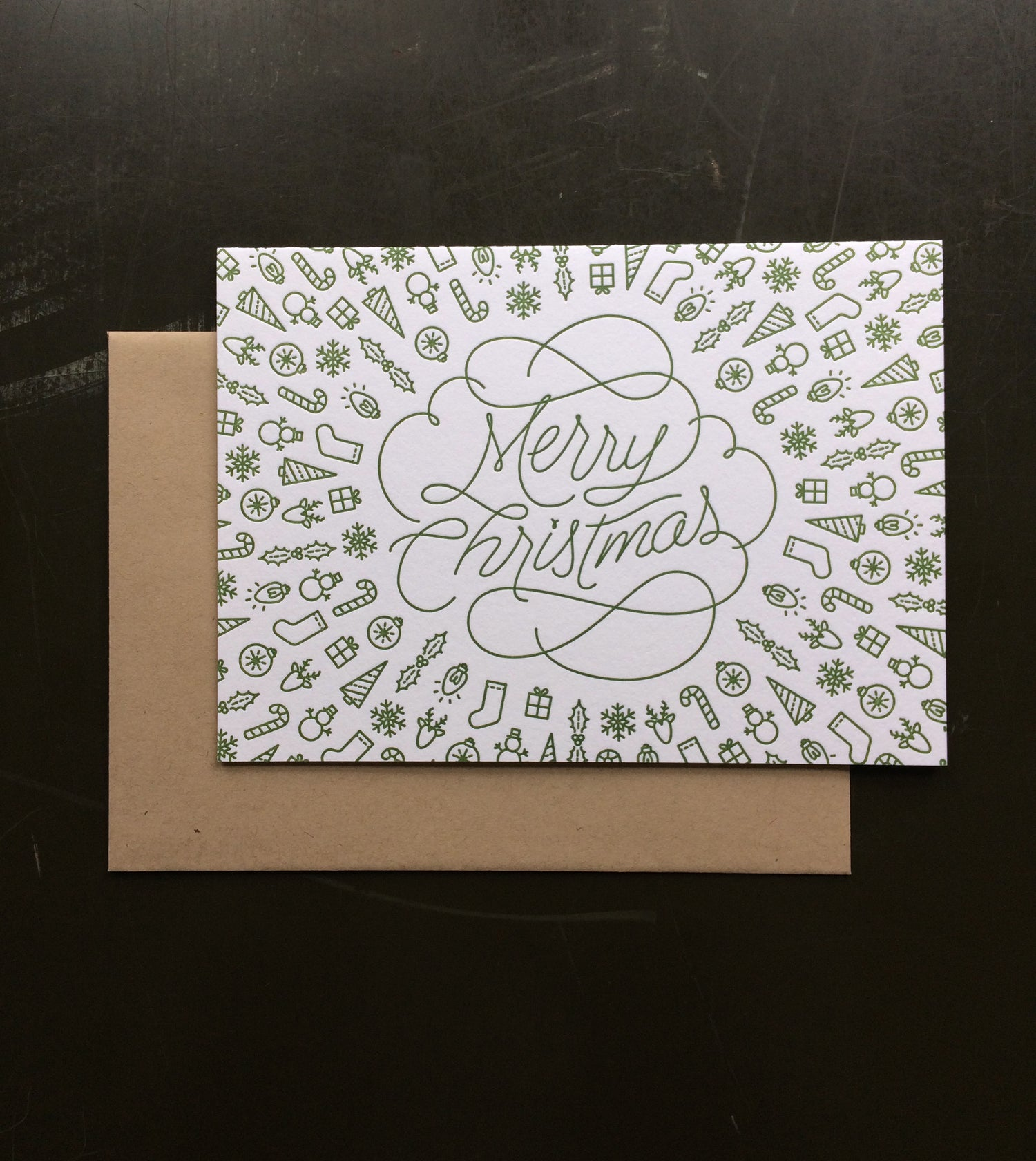 Image of Merry Christmas Card