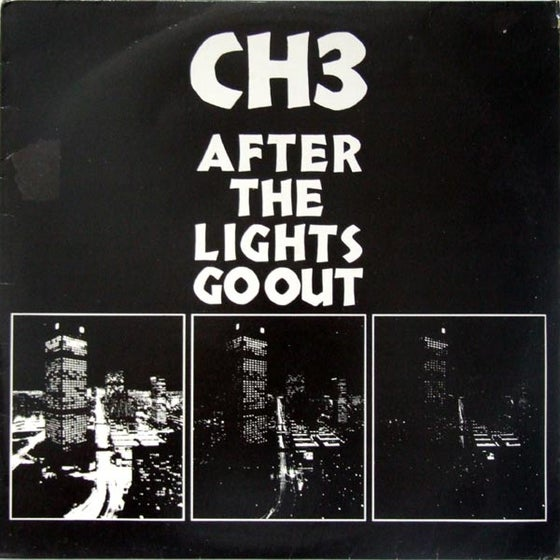 Image of After The Lights Go Out Reissue