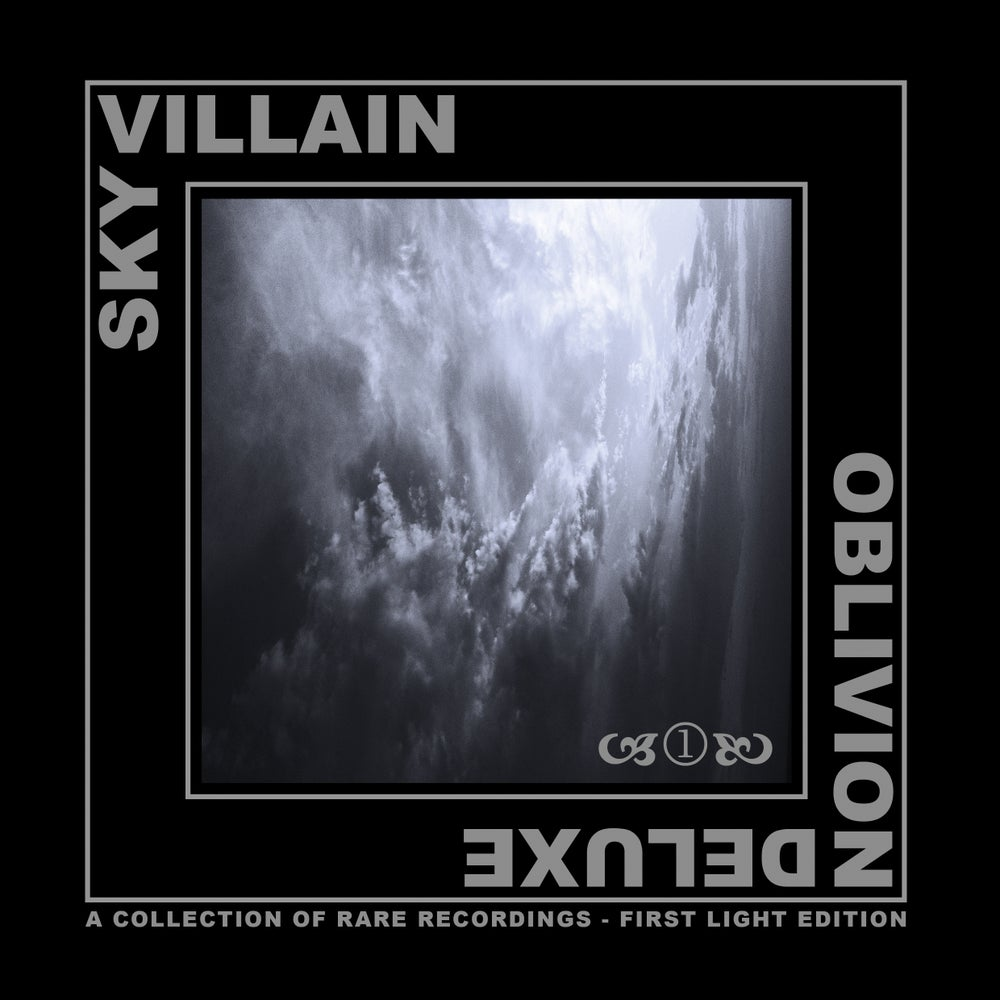 Image of SKY VILLAIN - Oblivion Deluxe. Limited Edition CD.