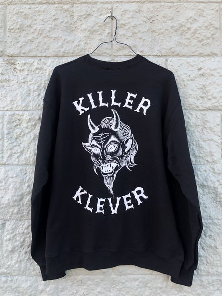 Image of Killer Klever (Devil) Crewneck