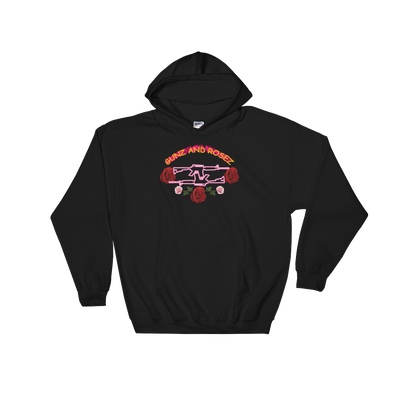 Image of GUNZ AND ROSEZ WOMEN'S HOODIE