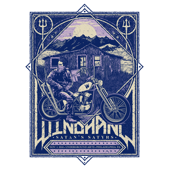 Image of Windhand, Nov. 1, 2018 poster
