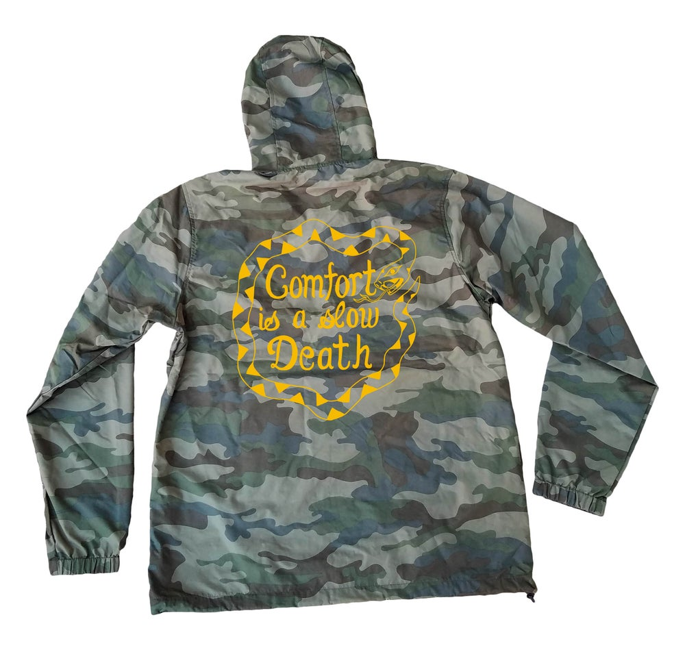 Image of Comfort is a Slow Death Anorak Jacket